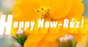 Naw-Rúz Celebration @ Bahá'í Center of Washtenaw County | Ypsilanti | Michigan | United States