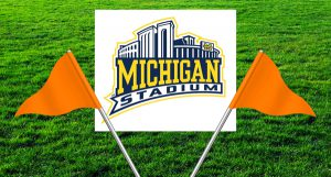 Volunteer Opportunity: U of M Football Stadium Event Parking @ Near University of Michigan Stadium