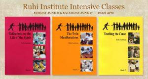 Ruhi Intensive Program: Books 1, 4 and 6 (Part 1 of 2) @ Bahá'í Center of Washtenaw County   Ypsilanti   Michigan   United States
