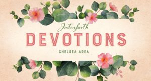 Devotional Gathering: Chelsea Area @ Chelsea | Michigan | United States