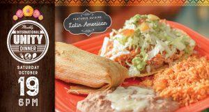Unity Dinner: Latin American Cuisine @ Bahá'í Center of Washtenaw County | Ypsilanti | Michigan | United States
