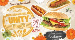 International Unity Dinner @ Bahá'í Center of Washtenaw County   Ypsilanti   Michigan   United States