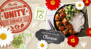 International Unity Dinner: Chinese Cuisine @ Bahá'í Center of Washtenaw County | Ypsilanti | Michigan | United States