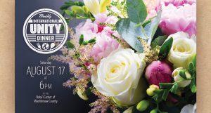 Unity Dinner: Persian Cuisine @ Bahá'í Center of Washtenaw County | Ypsilanti | Michigan | United States