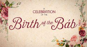 A Celebration of the Birth of the Báb @ Bahá'í Center of Washtenaw County | Ypsilanti | Michigan | United States