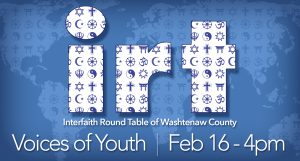 IRT presents: Voices of Youth - Love Draws Us Together @ St. Paul United Church of Christ