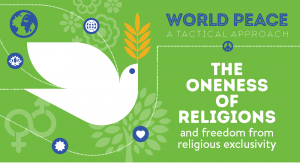 Friday Fireside: The Oneness of Religions and Freedom from Religious Exclusivity @ Ypsilanti | Michigan | United States