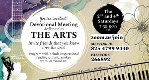 Devotional Meeting dedicated to the Arts @ online